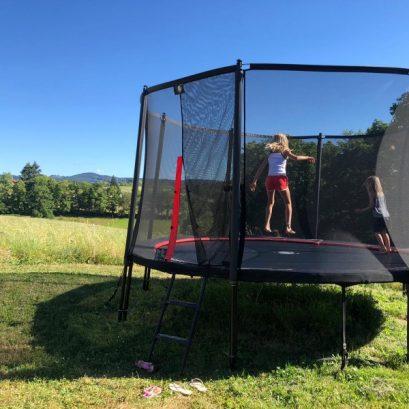 activiteiten kinderen trampoline