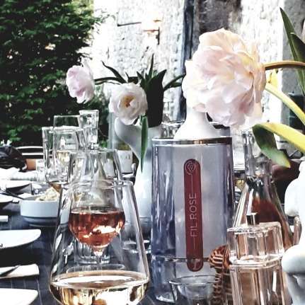 table d'hote gourmand